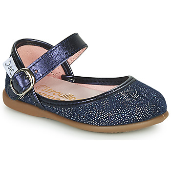 Shoes Girl Ballerinas Citrouille et Compagnie JARITO Marine
