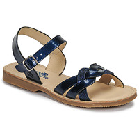 Shoes Girl Sandals Citrouille et Compagnie MADELLE Marine