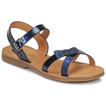 Shoes Girl Sandals Citrouille et Compagnie JISCOTTE Marine