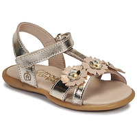 Shoes Girl Sandals Citrouille et Compagnie MARELLE Silver