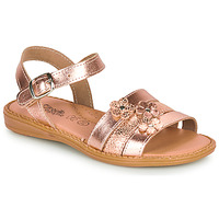 Shoes Girl Sandals Citrouille et Compagnie KATAGUE Bronze