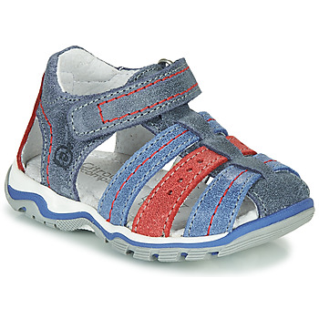 Shoes Boy Sandals Citrouille et Compagnie MARIDO Blue