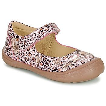 Shoes Girl Ballerinas Citrouille et Compagnie JALIPINE Leopard
