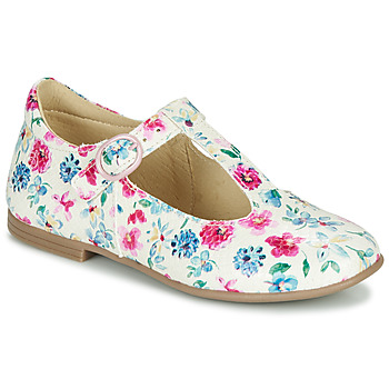 Shoes Girl Ballerinas Citrouille et Compagnie MANETTE Multicolour