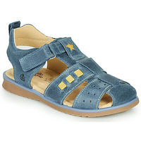 Shoes Boy Sandals Citrouille et Compagnie MARINO Marine