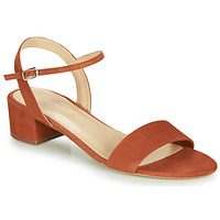 Shoes Women Sandals Jonak VIA BIS Brick