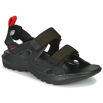Shoes Men Sports sandals The North Face Hedgehog Sandal III Black