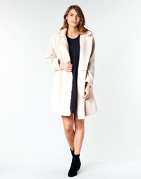 material Women coats Betty London  Beige