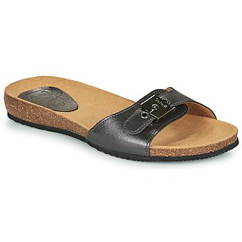 Shoes Women Mules Scholl BAHAMAIS Black