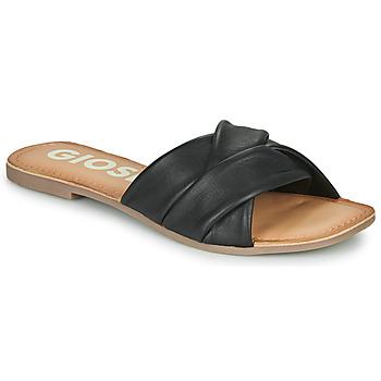 Shoes Women Mules Gioseppo JUNIUS Black