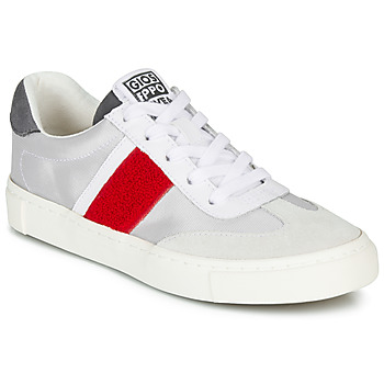 Shoes Boy Low top trainers Gioseppo KANPUR Grey / Red