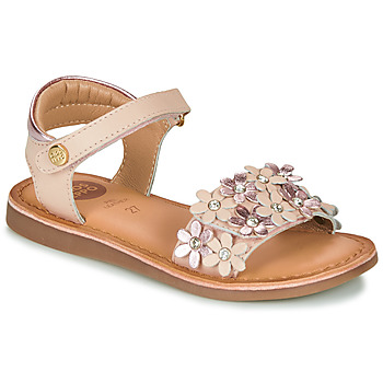 Shoes Girl Sandals Gioseppo MAZARA Pink
