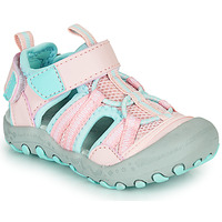 Shoes Girl Sports sandals Gioseppo TONALA Pink