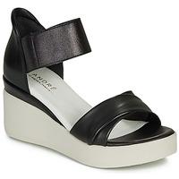 Shoes Women Sandals André HERMINIA Black
