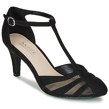Shoes Women Court shoes André FALBALINE Black