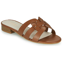 Shoes Women Sandals André PERPETUA Brown