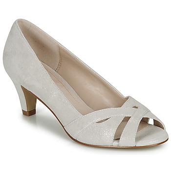 Shoes Women Court shoes André JELENA Silver