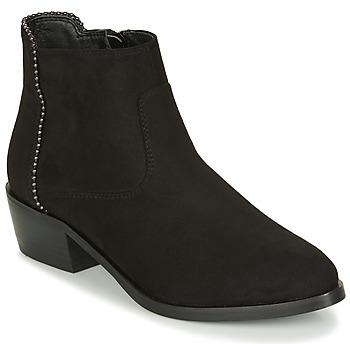 Shoes Women Mid boots André BELEN Black
