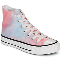 Shoes Women High top trainers André HEAVEN Multicolor