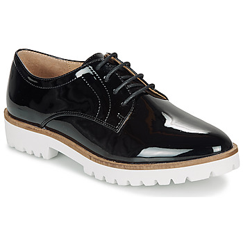 Shoes Women Derby shoes André EDDYTH Black / Varnish