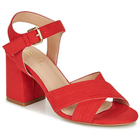 Shoes Women Sandals André JACYNTH Red