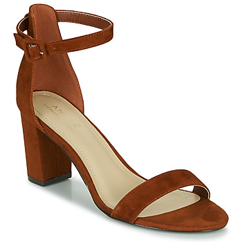 Shoes Women Sandals André BERTILLE Brown
