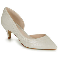 Shoes Women Court shoes André JACLYN Silver