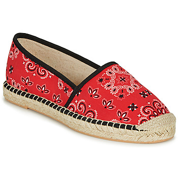 Shoes Women Espadrilles André HADRIANA Red