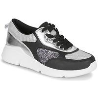 Shoes Women Low top trainers André PORTIA Black