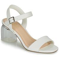 Shoes Women Sandals André MAGNOLINE White