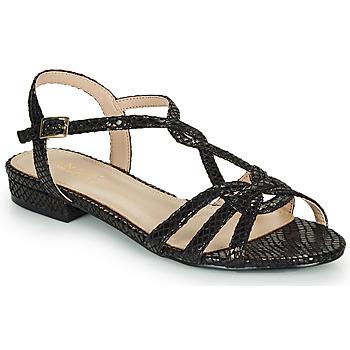 Shoes Women Sandals André JONETTE Black