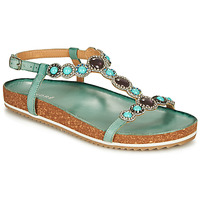 Shoes Women Sandals André ETHEL Blue