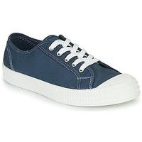 Shoes Women Low top trainers André HARPER Blue