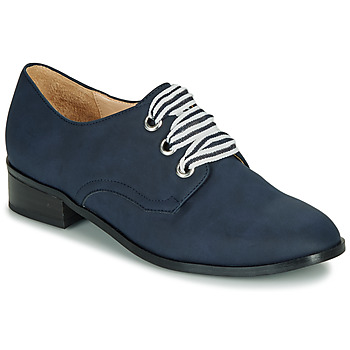 Shoes Women Derby shoes André MONTSERRAT Blue