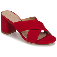 Shoes Women Sandals André JULITTA Red