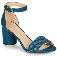 Shoes Women Sandals André MILENA Marine