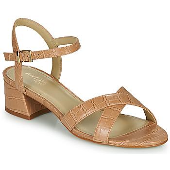 Shoes Women Sandals André VICTORIA Nude