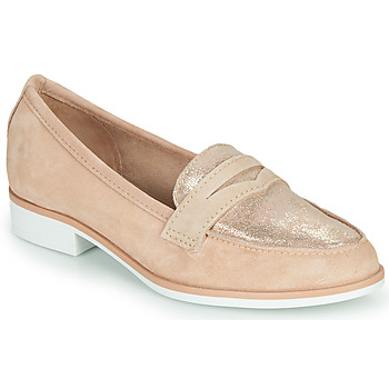 Shoes Women Loafers André EMERAUDINE Pink