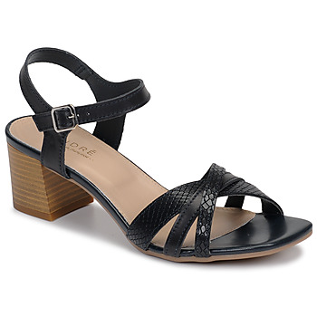 Shoes Women Sandals André MARJOLAINE Marine