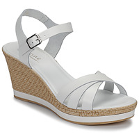 Shoes Women Sandals André MYRIAM White