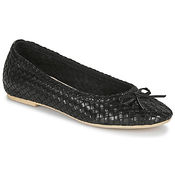 Shoes Women Ballerinas André BERNY Black