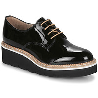 Shoes Women Derby shoes André EMELINA Black / Varnish
