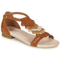 Shoes Women Sandals André BRIANA Camel