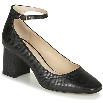 Shoes Women Court shoes André JASMINE Black / Motif
