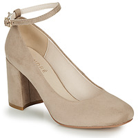 Shoes Women Court shoes André LAURIA Beige
