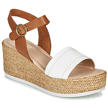 Shoes Women Sandals André BALADINA White