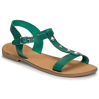 Shoes Women Sandals André DOMINOU Green