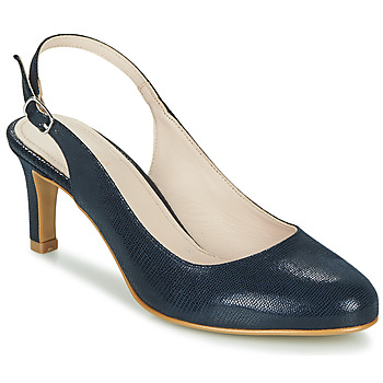 Shoes Women Court shoes André POMARETTE Marine