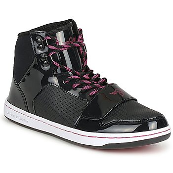 Shoes Women High top trainers Creative Recreation W CESARIO Black