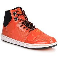 Shoes Women High top trainers Creative Recreation W CESARIO Orange